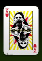 Fab Playing Card by Safcedit