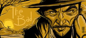 The Bad Lee Van Cleef by Parpa