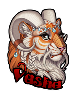 Vasha Badge by Shadow-Wolf
