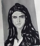 Octavia Blake - Marie Avgeropoulos by StKaley