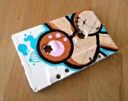 Cassette Ted by EUKEE