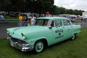 1956 Ford by JDAWG9806