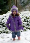 Babe in Snow Land by andras120