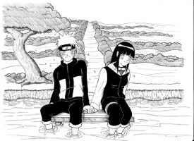 NaruHina-Can I Hold Your Hand? by mynameisBONE