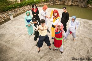 Yu Yu Hakusho + cosplay video by miyavihoney