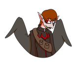 Cannibalharpy Payment 1/2 by IceDragonQueen22
