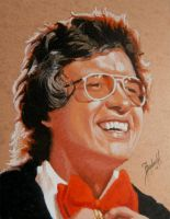For my boricuas friends a portrait of Hector Lavoe by franklinsh
