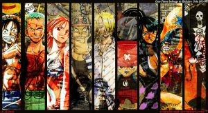 One Piece Grand Wallpaper by RenjiAbaraiGR