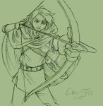 Green Link by chai--tyto