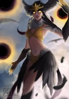 Condor Syndra by Artsed
