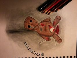 The Voodoo Doll by xxtretrexx
