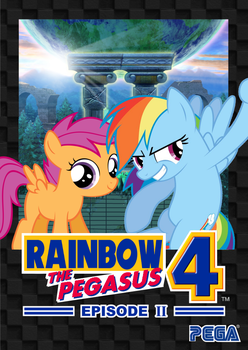Rainbow the Pegasus 4: Episode 2 by nickyv917