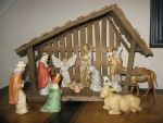 Nativity Scene 4 by GreenEyezz-stock