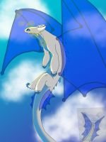 Up high by Dooma-wolfsvain