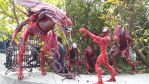 Carnage making new friends by Krulos