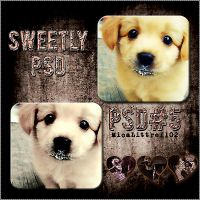 +Sweetly PSD by WildeestDreams