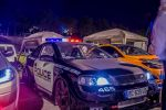 Driftcup - Opel Astra Bertone Police by night by psykomysik