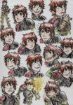 HTTYD2 - The Master of Expressions by Hukkis