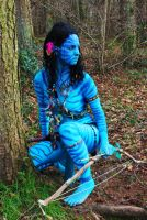 Neytiri - Avatar Cosplay 2 by 2Dismine