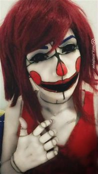 Circus Baby cosplay - Sister location [TEST 2] by HazyCosplayer