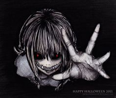 Trick or Treat? by Amika-theonenonly