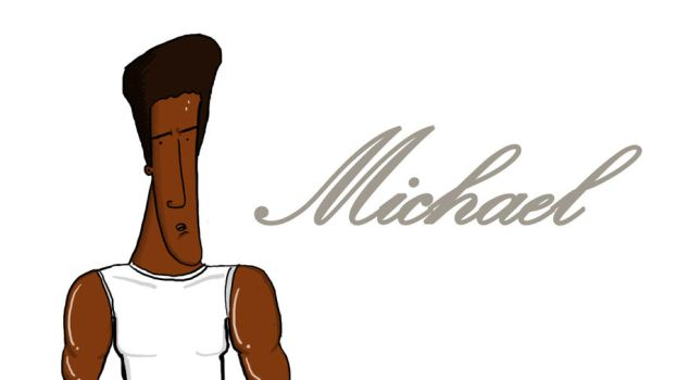Mike by Mouen