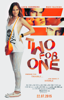 Two For One Fake Movie Poster by stormyhale