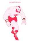 ZANGIEF by Sethard