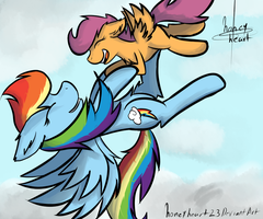 My dream is real! by HoneyHeart23
