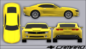 Camaro 2 by Squint911