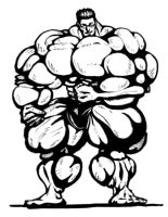 Muscular Intellect - toby182 Tribute by n-o-n-a-m-e