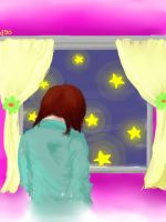 wishing on a star by deAtHwiSH90