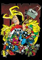 Thor: Electrostatic Charge by deankotz