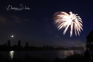 Fireworks by DYWPhotography