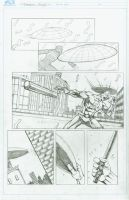 Daredevil page 1 Sample by seanforney