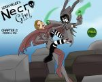NG Ch2 Free Cover by lexyverse