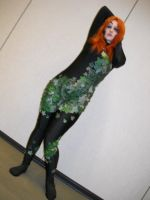 Poison Ivy - In the Flesh by GrinningRedFox