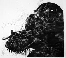 Gears Of War by vasquez202
