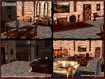 DA - Eleanor Trevelyan's Ostwick Circle Quarters by Berserker79
