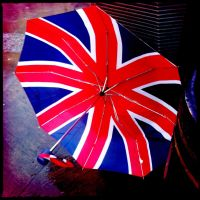 Drizzly Britainia by elizabethunseelie