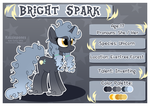 Bright Spark Profile by Kazziepones