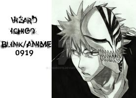 Ichigo Vizard by aNiMe0919