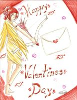 +Happy Valentines Day+ by Fire-sama