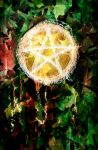 Ace of Pentacles web by karacol