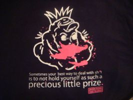 Invisible Monsters T-shirt by AshHORROR