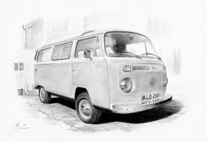VW Camper by Boss429