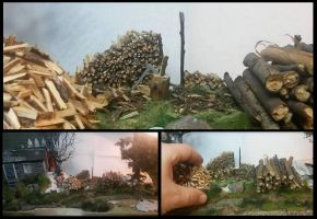 Eastern front :position test by Makingscalemodels