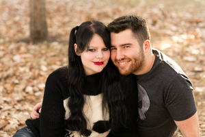 Engagement Shoot 2 by killette