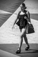 Women on the move 4/8 by attomanen