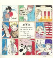 Emerson's Hetalia by book-keeper